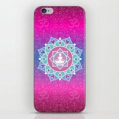 Buddha Lotus iPhone & iPod Skin