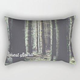 Forest feelings Rectangular Pillow