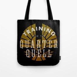 Training: Quarter Quell Tote Bag
