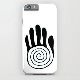 Native American Hand iPhone Case