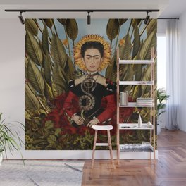 Frida VIII Wall Mural