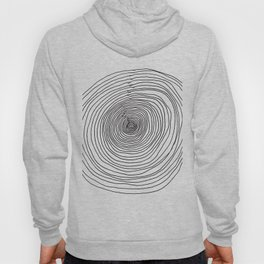 Concentric Circles Hoody
