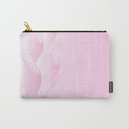 Pink Party Background Carry-All Pouch