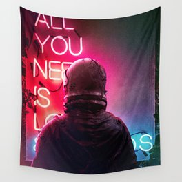 All You Need Wall Tapestry