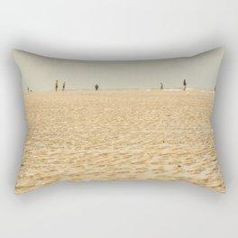 Beach on the sand Rectangular Pillow