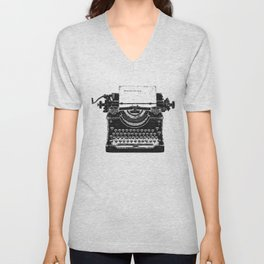 WRITE YOUR OWN STORY Unisex V-Neck