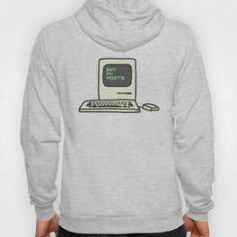 Computer Trash Talk Hoody