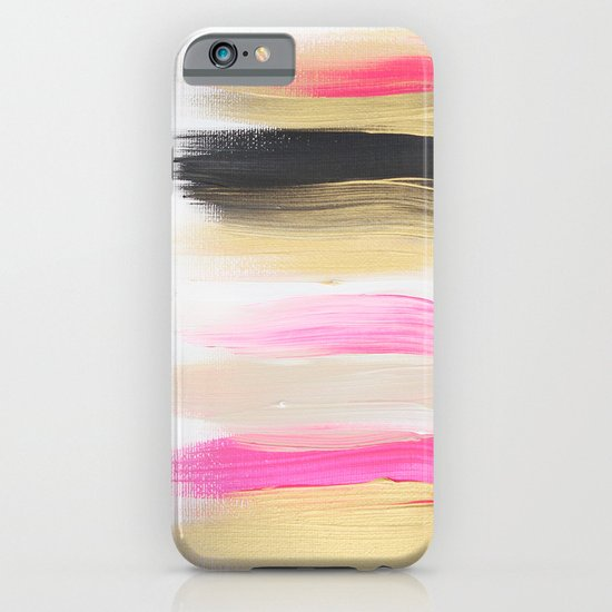 Colors 206 iPhone & iPod Case