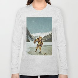 "The Vancouver ""Cat""nucks Long Sleeve T-shirt"