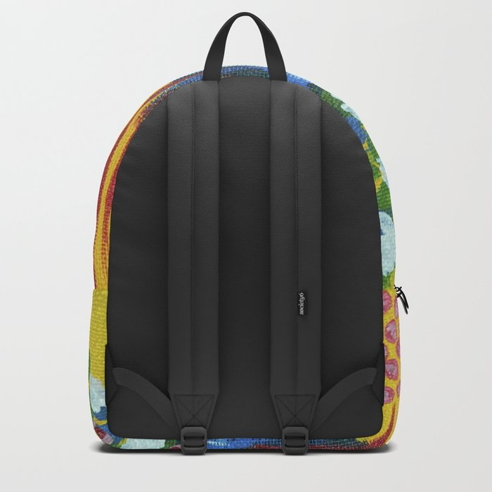 :: Reflection :: Backpack