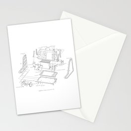Korg VC-10 - exploded diagram Stationery Cards