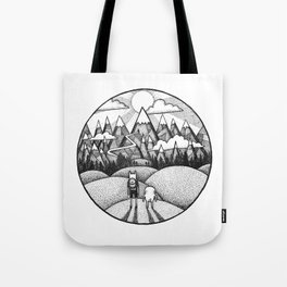 Land of Ooo Tote Bag