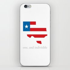 7th Flag of Texas iPhone & iPod Skin
