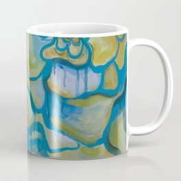 Bleeding Flowers Coffee Mug