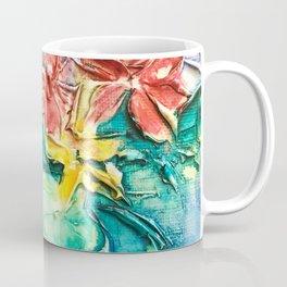 color flower vase Coffee Mug