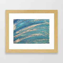 Oceania Framed Art Print