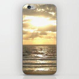 Sun rays iPhone Skin