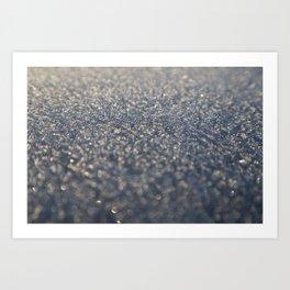 Jack Frost 2 Art Print