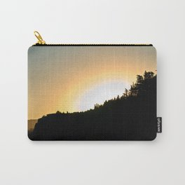Crown Point Sunrise Carry-All Pouch