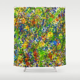 Under the Influence Shower Curtain