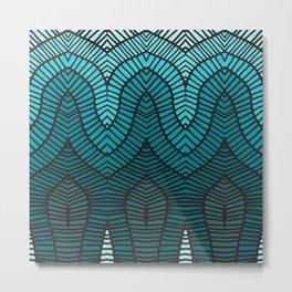 Loom Metal Print