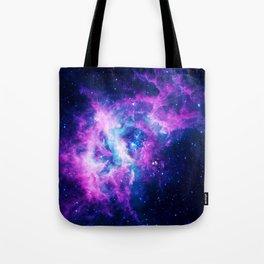 Dream Of Nebula Galaxy Tote Bag
