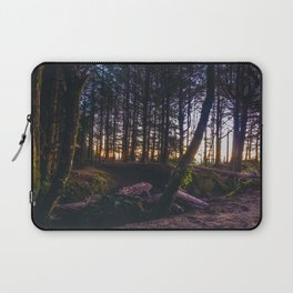 Wooded Tofino Laptop Sleeve