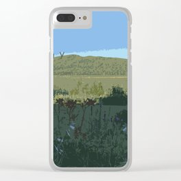 Come Play Clear iPhone Case