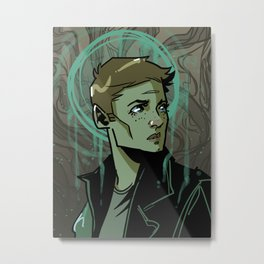 Dean Metal Print