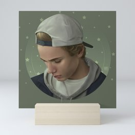 STARBOY Mini Art Print