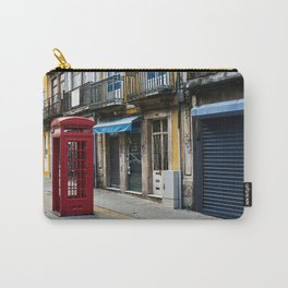 old telephone cell Carry-All Pouch