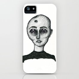 Pierre iPhone Case