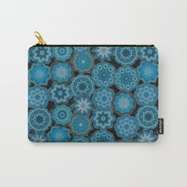 blue gems Carry-All Pouch