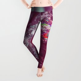 Mineral Specimen 12 Leggings
