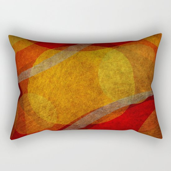 Contours Rectangular Pillow