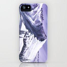 Pointe De Chesery iPhone Case