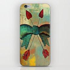 Bow iPhone & iPod Skin