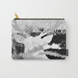 Stag in the shadows Carry-All Pouch