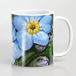 Do not forget me - azorean flora Coffee Mug