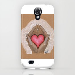 My Heart in Your Hands iPhone Case