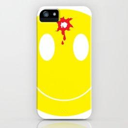 BULLET SMILE iPhone Case