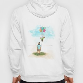 The Plant's First Flight Hoody