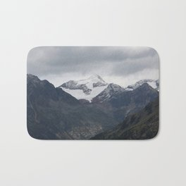 soelden alps Bath Mat