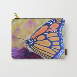 King of butterfly | Le roi des papillons Carry-All Pouch