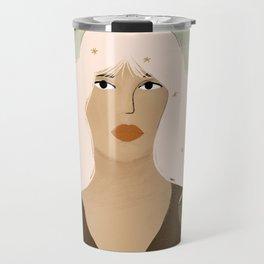 Crystal Visions II Travel Mug
