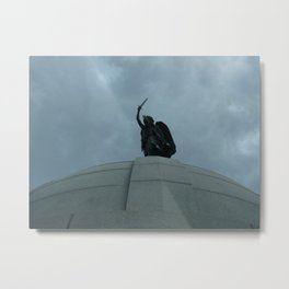 Honor Metal Print