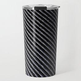 Carbon Fiber Travel Mug