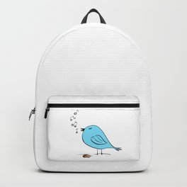 Early Bird Song Backpack