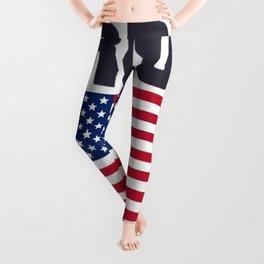 Proud Shitholer from Shithole Countries T Shirt Leggings