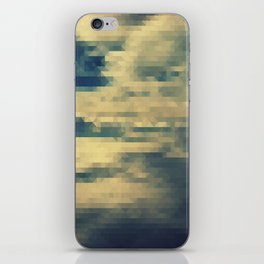 Just Above iPhone Skin